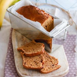 recette healthy-cake-patate douce-banane-dessert-gateau-fondant-