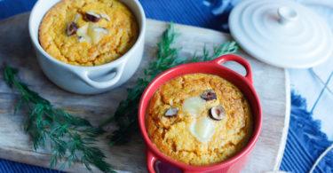 Cake salé au butternut et à l'Abondance-recette-recette healthy-facile-rapide-doubeurre-courge-potiron-fromage-savoie-gratin-cake-