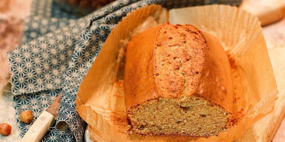 cake moelleux noisette-gateau-recette healthy