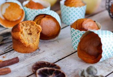 muffin au butternut-gateau-cake-courge-doubeurre-gouter-petit déjeuner-epice-cannelle