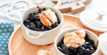 recette-healthy-noix san sacque-encre de seiche