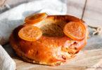 recette Healthy-boulangerie-patisserie-brioche-galette des rois-épiphanie-frangiâne-fruit confit-brioche des rois