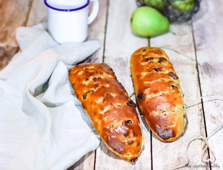 recette helathy-pain au lait-brioche-chocolat-boulangerie-recette maison