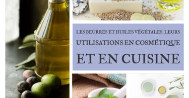 recette healthy-beurre-huile vegetale-cosmetique-cuisine-zero Dechet