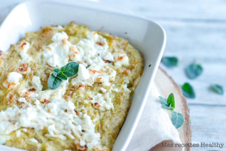 gratin poireau quinoa-recette healthy-porridge salé