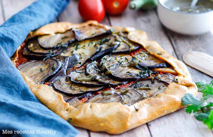 #aubergine #pizza