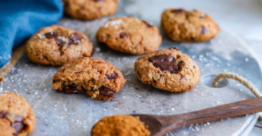 recette healthy-cookie-biscuit-chocolat-noix de coco