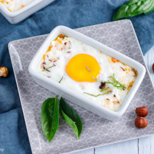 oeuf cocotte-recette healthy-omnicuiseur-feta-tomate