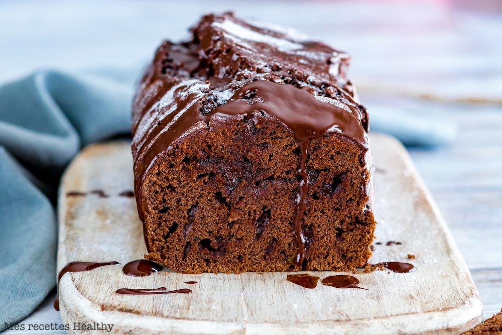 recette health-cake au Chocolat-ricotta-gateau