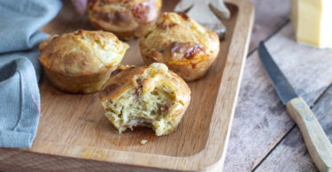 recette healthy-muffin sale-muffin tome-bacon-savoie