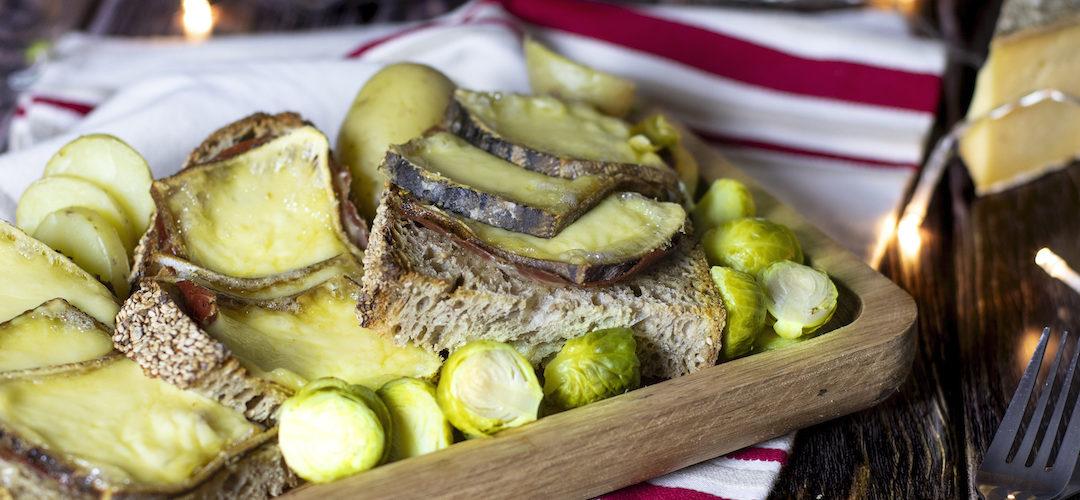 recette healthy-avoie-tome de Savoie-tartine savoyarde-bacon-pain