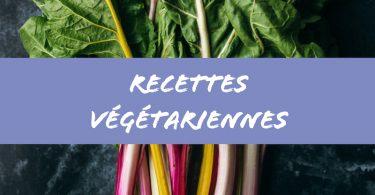 recette Healthy-recette végétarienne