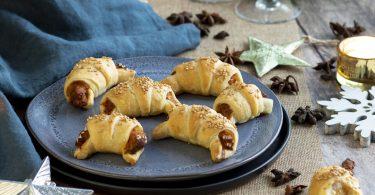 recette healthy-aero-aperitif-mini croissant-thon-fromage