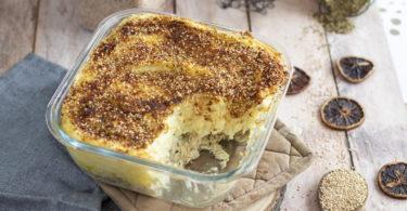 recette Healthy-hachis Parmentier-poulet-champignon