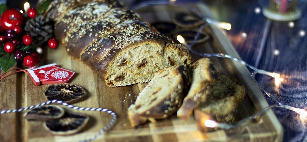 recette healthy-pain-boulangeripain aux figues-foie gras-noel-brioche