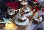 recette healthy-verrine-noel-creme de marron-fromage de chèvre-dessert-entremet-biscuit-speculoos