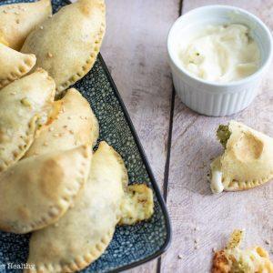 recette healthy-empanadas-brocolis-legume-fromage-raclette