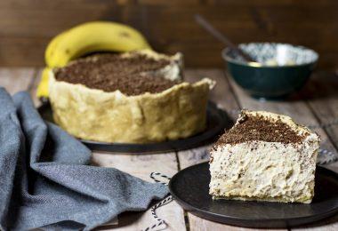 recette healthy-banoffee pie-beurre de cacahuète-chocolat-mascarpone