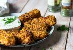 recette healthy-nuggets de poisson-sauce tartare maison-sauce légère-cabillaud-colin