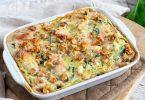 recette healthy-lasagne saumon-épinard-creme