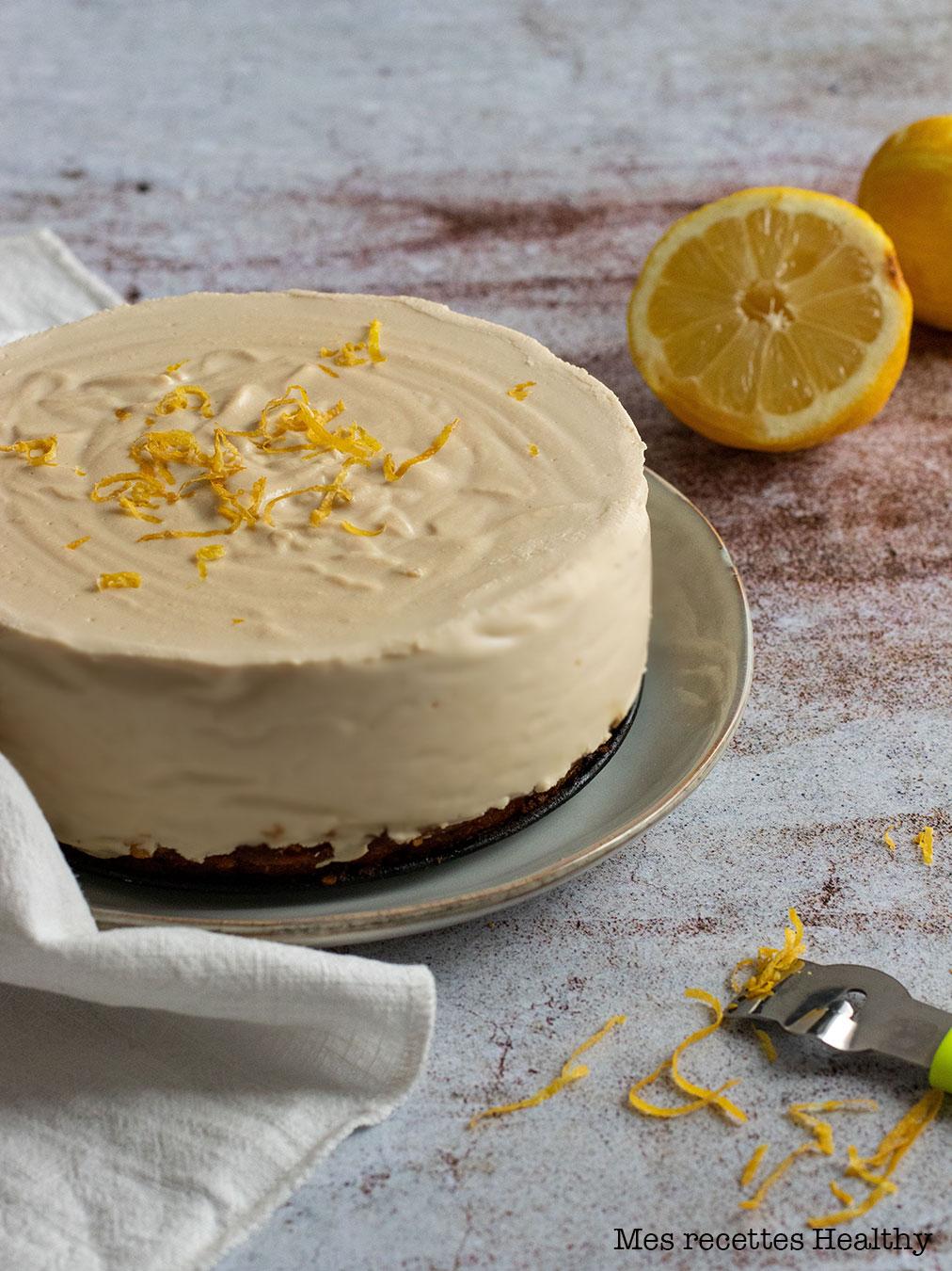 cheesecake au citron-dessert-creme-mascarpone-ricotta