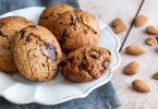 recette healthy-cookie sans gluten-cookie aux amandes-chataigne
