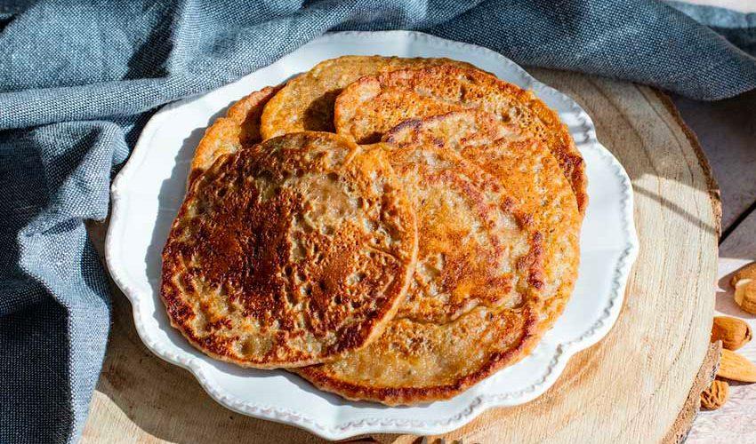 recette healthy-pancake sans oeuf-graine de chia