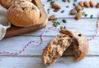 recette healthy-petit pain-amande-tomate-graine de courge-graines-boulangerie-pain maison