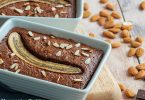 recette healthy-porridge au chocolaty-gateau chocolat-avoine-banane