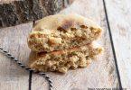 recette healthy-pain maison-poêle-express-sans pétrissage