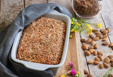 recette healthy-cake au chocolat -courgette-noix de coco