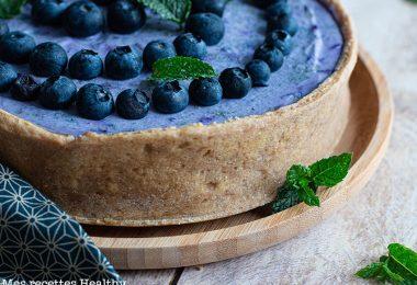 recette healthy-pâte sablé-sans beurre-compote-pate à tarte-tarte sucrée-pâtisserie
