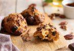 recette healthy-cookie noix de pecan-chocolat-biscuit -gateau