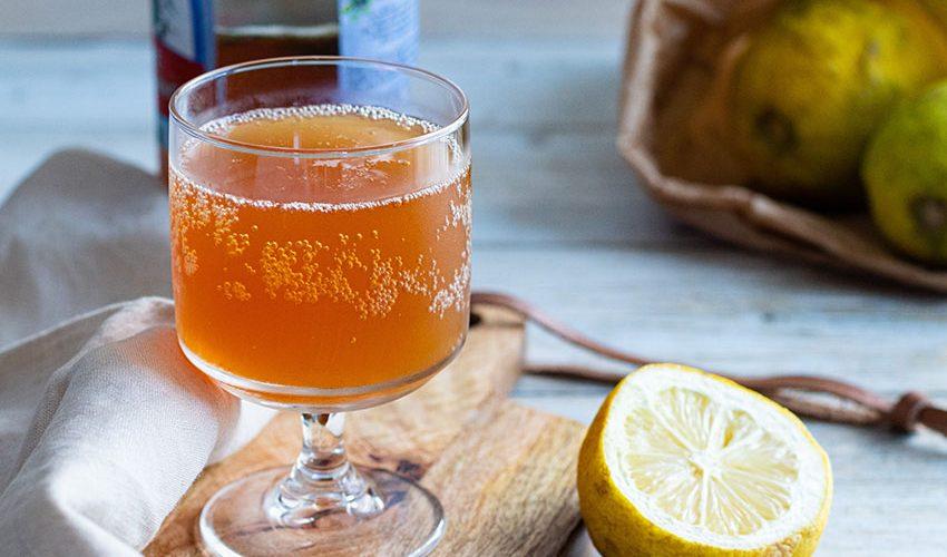 recette healthy-kefir de fruit-grain de kefir-recette kefir-kefir au citron