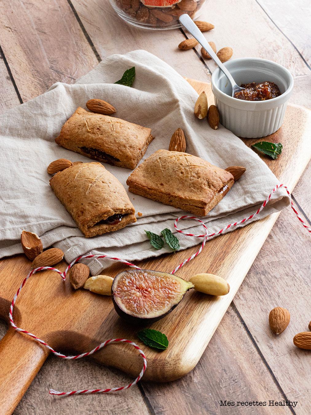 recette healthy-figolus maison-biscuit-sable-figue