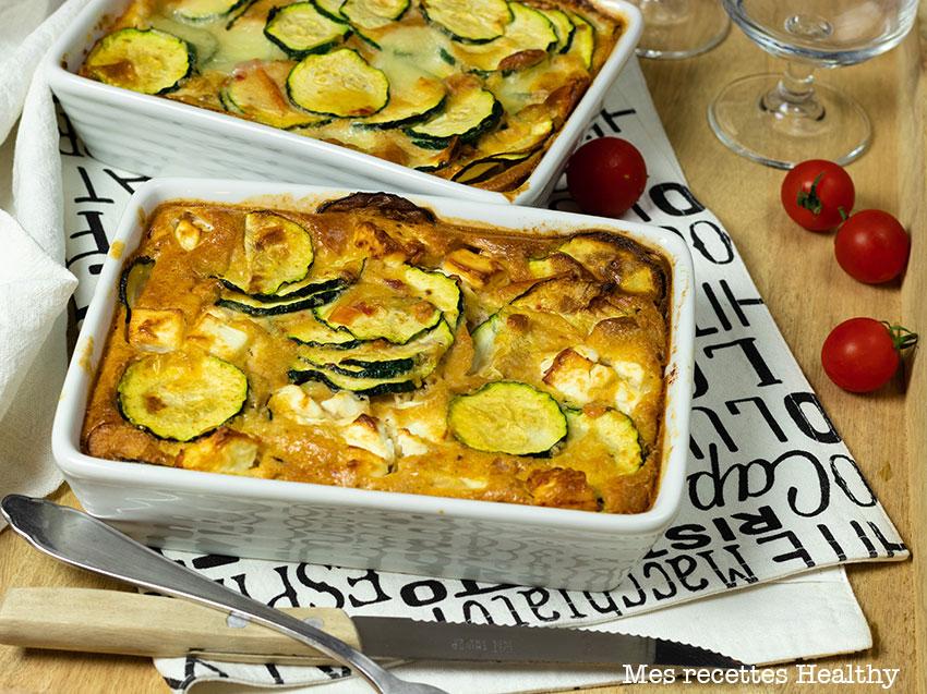 recette healthy-clafoutis-courgette-feta