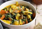 recette healthy-bouillon de pate-legume-pate farci-potage