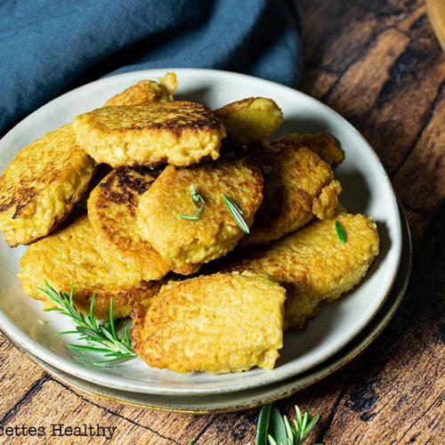 recette healthy-croquette de celeri-beurre de cacahuète-celeri rave-legume