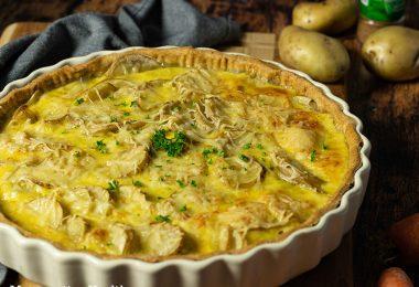recette healthy-gratin dauphinois-invisible pommes de terre
