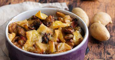 recette healthy-tartiflette legume-fromage-reblochon-savoie