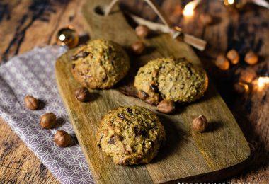 recette healthy-noel-biscuit chocolat noisette-moelleux-noel