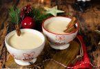 recette healthy-lait de poule-eggnog-sans alcool-noel