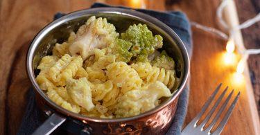 recette healthy-pate au chèvre-chou romanesco