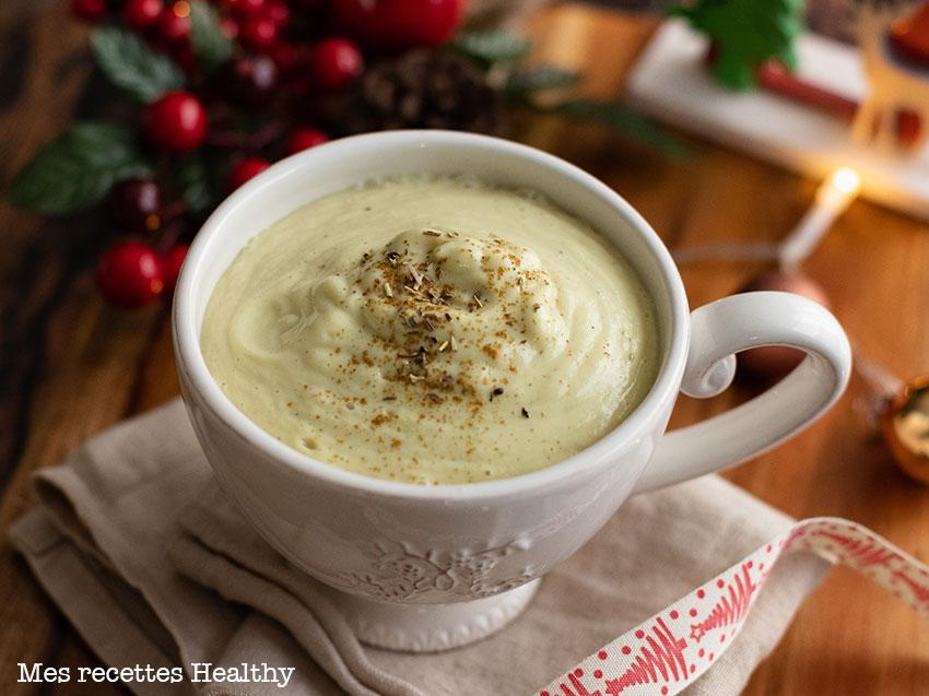 recette healthy-soupe au chou romanesco-potage-veloute-legume