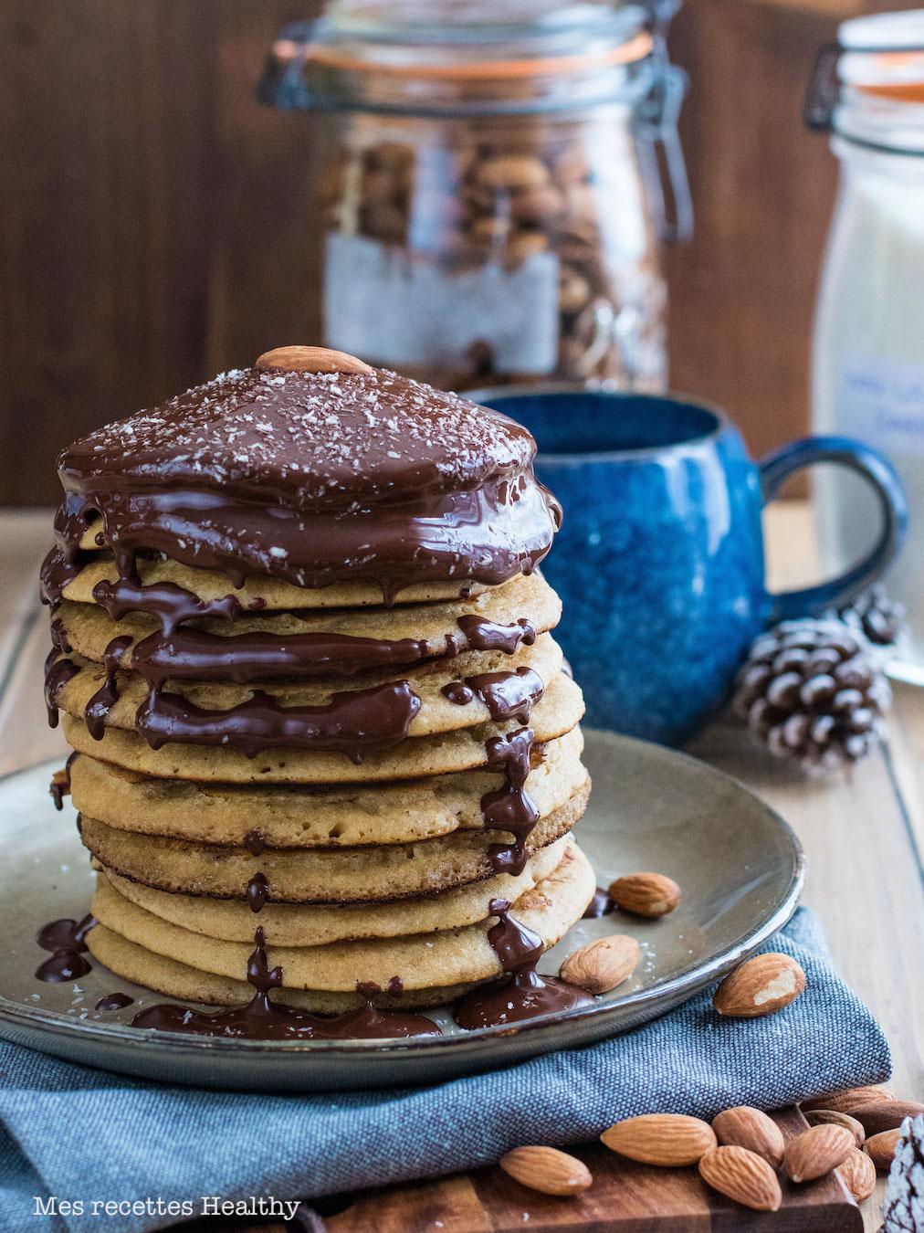 recette healthy-pancake samoule-crepe mlille trou-fait maison-facile-rapide