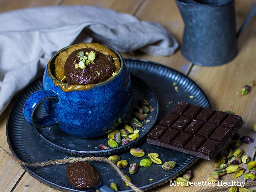Banana bread mug cake rapide
