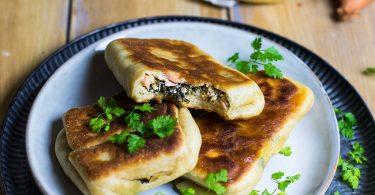 recette healthy-gozleme Maison-crepe turque-chandeleur-saumon-kale