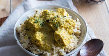 recette healthy-poulet korma-epice-indien