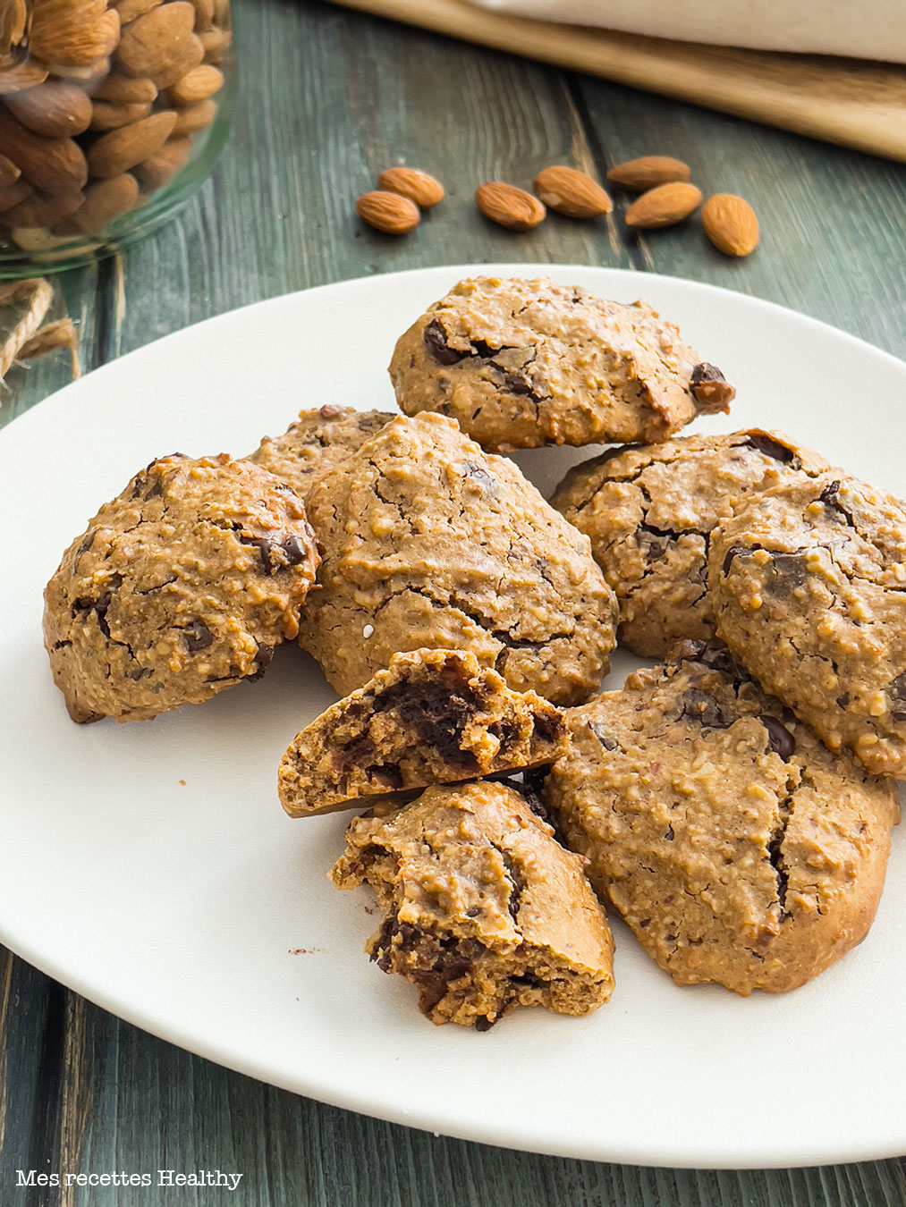 Biscuit chocolat et châtaigne
