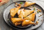 recette healthy-brick poire-noix-roquefort